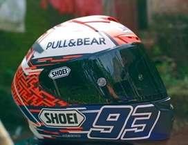 Shoei X14 Marquez 5 TC-1