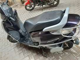 Scooty less used