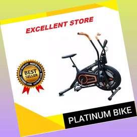 sepeda statis platinum bike OK-24