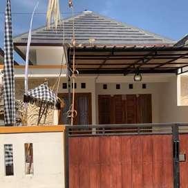Rumah baru & siap huni DP 10% Jln Dukuh Sari Sesetan