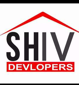 At market area . 2 & 3bhk flats available