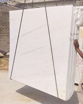 White marble big size slabs ( imported)