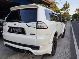 Mitsubishi Pajero Exceed Automatic th 2009 full ori tinggal pakai aja