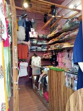 Ladies Garments shop