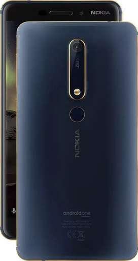 Nokia 6.1 top condition mobile