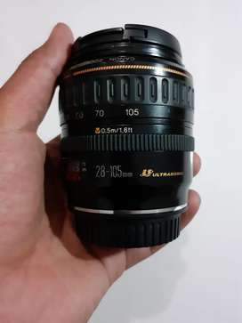 Lensa 28 105 ultrasonic for canon
