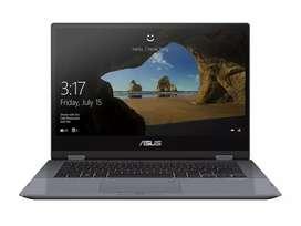 Laptop asus Flip TP412 FA bisa kredit tanpa jaminan