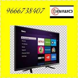 Low cost! 42 inches UHD fhd ledtv Google Voice control NEO AIWO BRAND