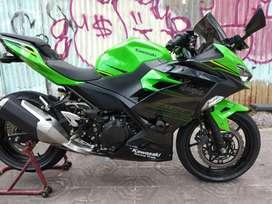 Kawasaki All New Ninja SE KRT 20018