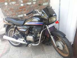 Hero honda bike one handed use in good condition