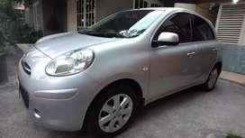 Nissan march 2011 pemakaian dari baru