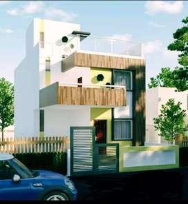 4 bhk indipendent duplex