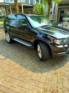 For Sale: BMW X5 E53 3.0 Tahun 2003