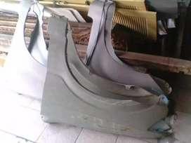 Sepasang Fender spakbor avanza lama