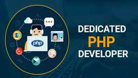 PHP Web Develper in Allahabad
