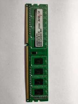 4GB DDR3 PC RAM STICK × 2