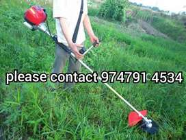 Grass cutting 300 per hour