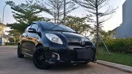 Toyota Yaris 1.5 E AT 2012 Hitam Mutiara Istimewa