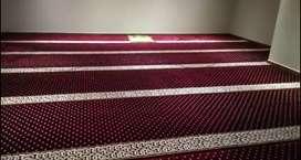 Karpet masjid import turkey gratis sajadah