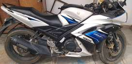 Yamaha r15 classic maintance