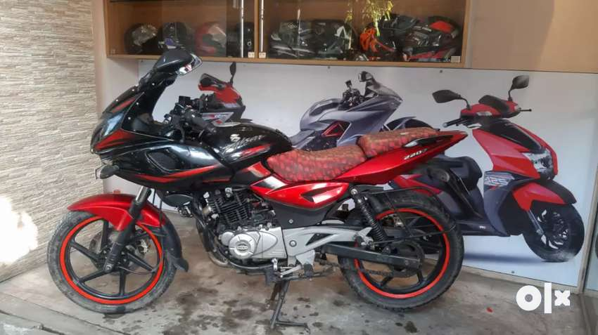 2017 Special Edition Pulsar 220 For Sale 0