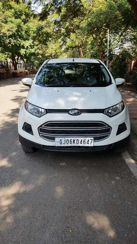 Ford Ecosport 2016 Petrol 41500 Km Driven,full insurance,2nd owner