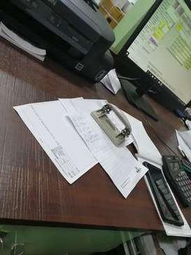 Reception & Billing staff (Female)