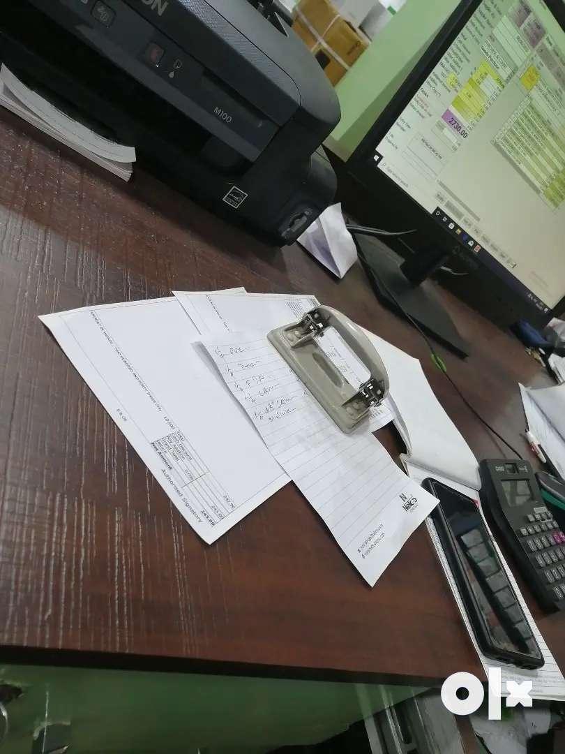 Reception & Billing staff (Female) 0
