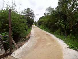 Tanah Kavling Siap Bangun di Wonodadi 2 dekat kantor DPRD Kuburaya