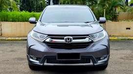 Honda crv turbo non prestige abu2 2017 km.27rb tgn.satu record