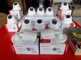 Paket kamera cctv komplit dan jernih