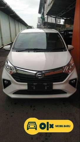 [Mobil Baru] PROMO AKHIR TAHUN New Daihatsu Sigra 2019