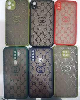 Case Doft Premium Motif Gucci