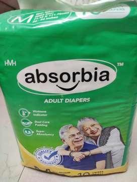 Adult Diapers / sponge
