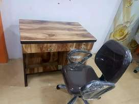New office table with office chair in reasnable price