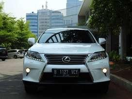 Lexus Rx270 F-Sport Hongkong Edition 550jt