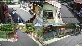 Paket CCTV 2 Kamera Full HD