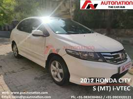 Honda City 1.5 S Manual, 2012, Petrol