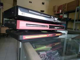 DVD Player Usb Karaoke Mic (Vcd Cd Amplifier Hometheater Tv Led Tabung