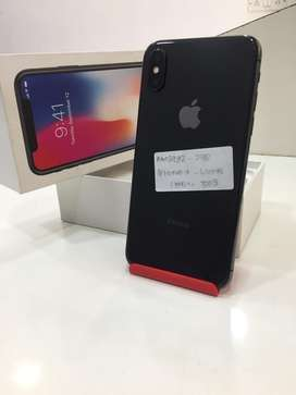 Apple iphone X-64gb Grey Colour Without Used@₹₹