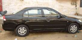 Honda Civic EXI 2005 Prosmatic EagleEye in Good Condition