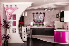 Modular kitchen only rs. 599/-