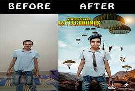 I will do any photoshop editing or photo editing Professionally