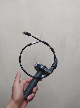 Gas spontan Gas kontan Yz