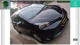Vitz get on very easy monthly installments