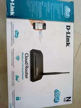 Dlink Wireless Broadband Router