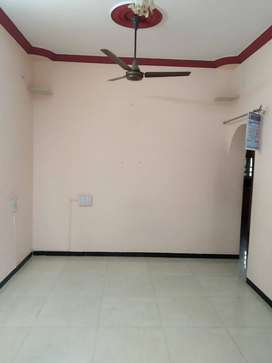 1 BHK semi furnished flat for rent