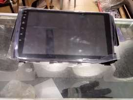 New civic Android lcd
