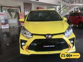 [Mobil Baru] TOYOTA AGYA 2020 AUTOMATIC PROMO AGUSTUS PROMO KREDIT
