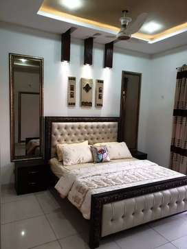 DHA 10 Marla Fully furnished 4 Bed Rooms For Rent